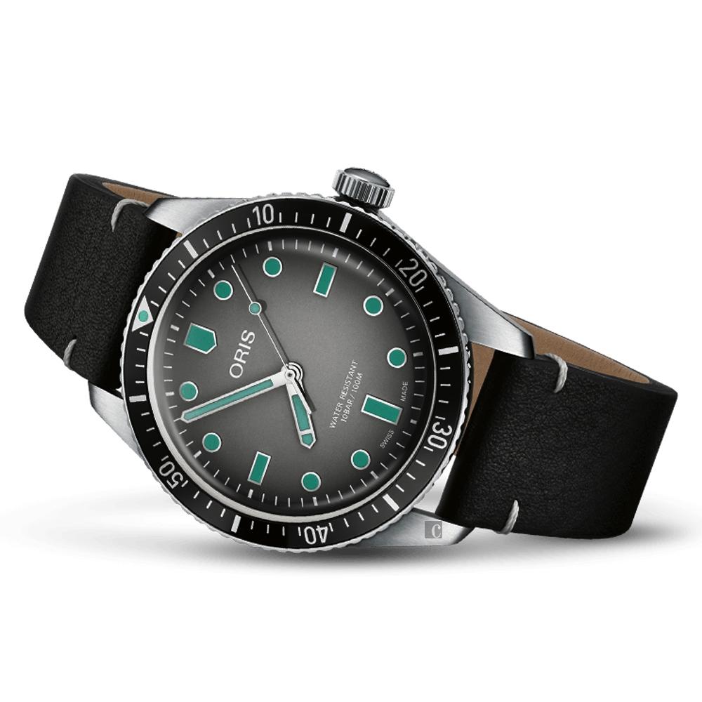 Oris 豪利時 DIVERS SIXTY-FIVE 復刻腕錶 0173377074053-0752089