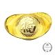 童樂繪金飾 精裝版黃金元寶 約重1錢 彌月金飾 product thumbnail 1