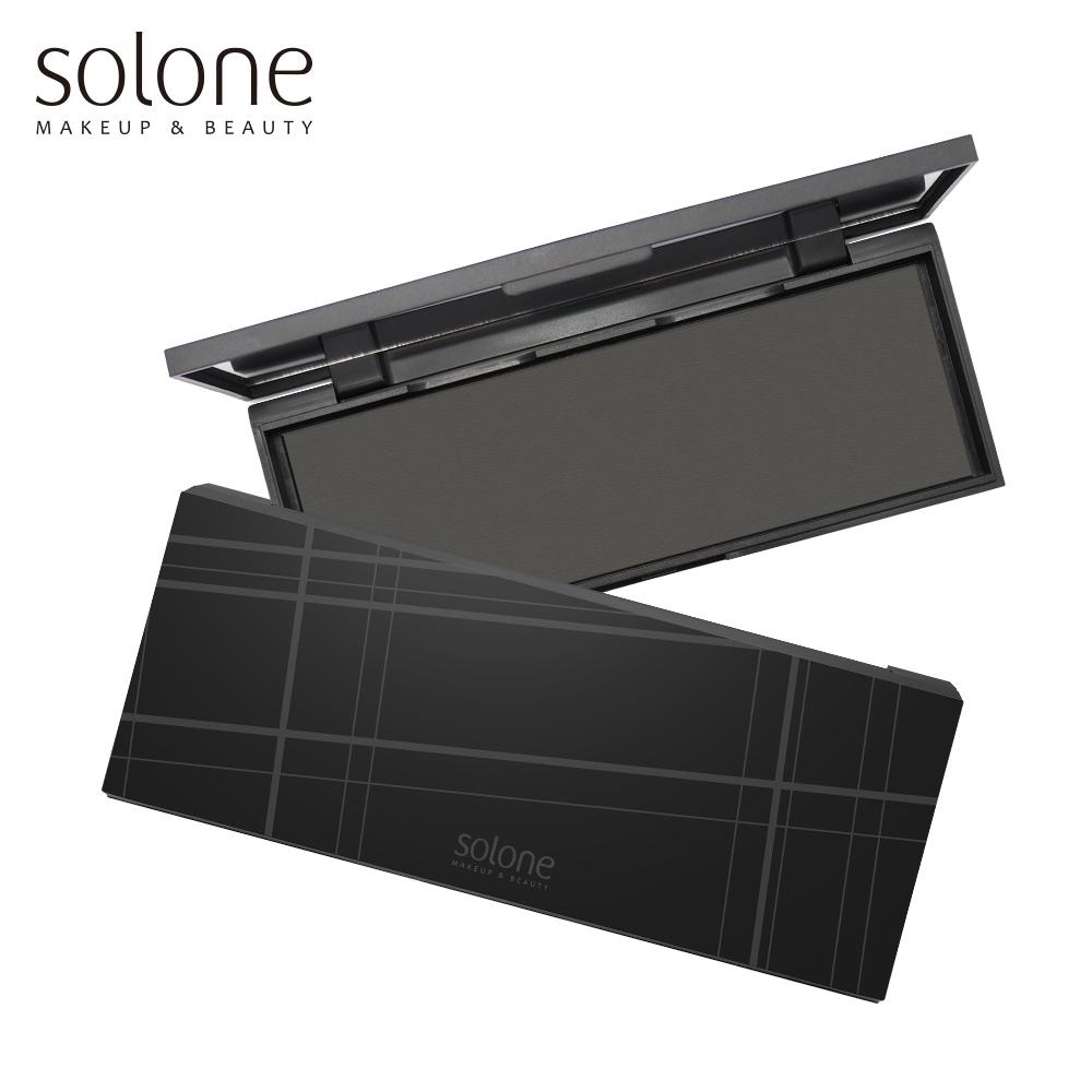 Solone 經典格紋彩妝收納盒 (12格)