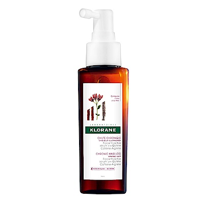 KLORANE蔻蘿蘭 三效養髮精華液
