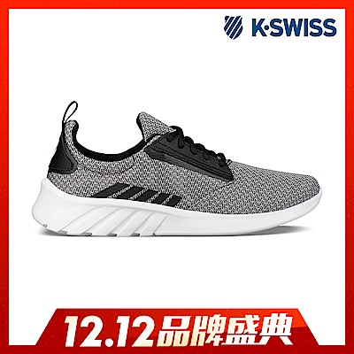 K-Swiss Aeronaut輕量訓練鞋-男-灰/黑/白