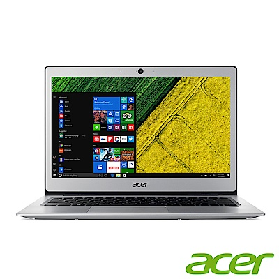 Acer SF113-31-C4W7 13吋筆電(N3350/4G/64G/WIN10S/促