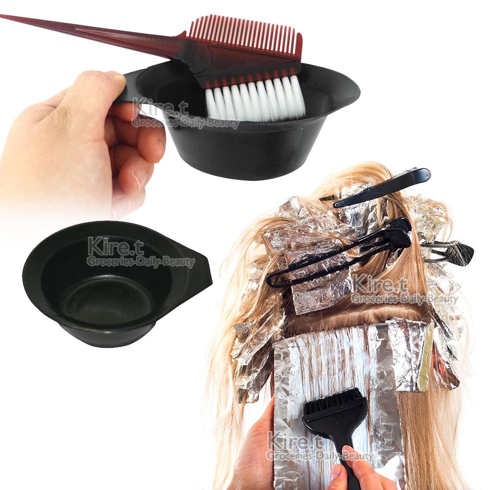 薄型輕量 染髮必備 專用 染髮碗 超值6入-kiret @ Y!購物