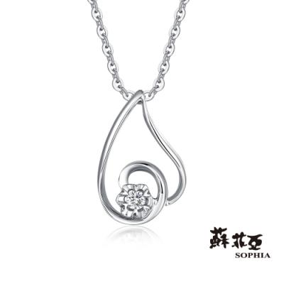 蘇菲亞 SOPHIA - Greece系列擁抱海洋鑽鍊