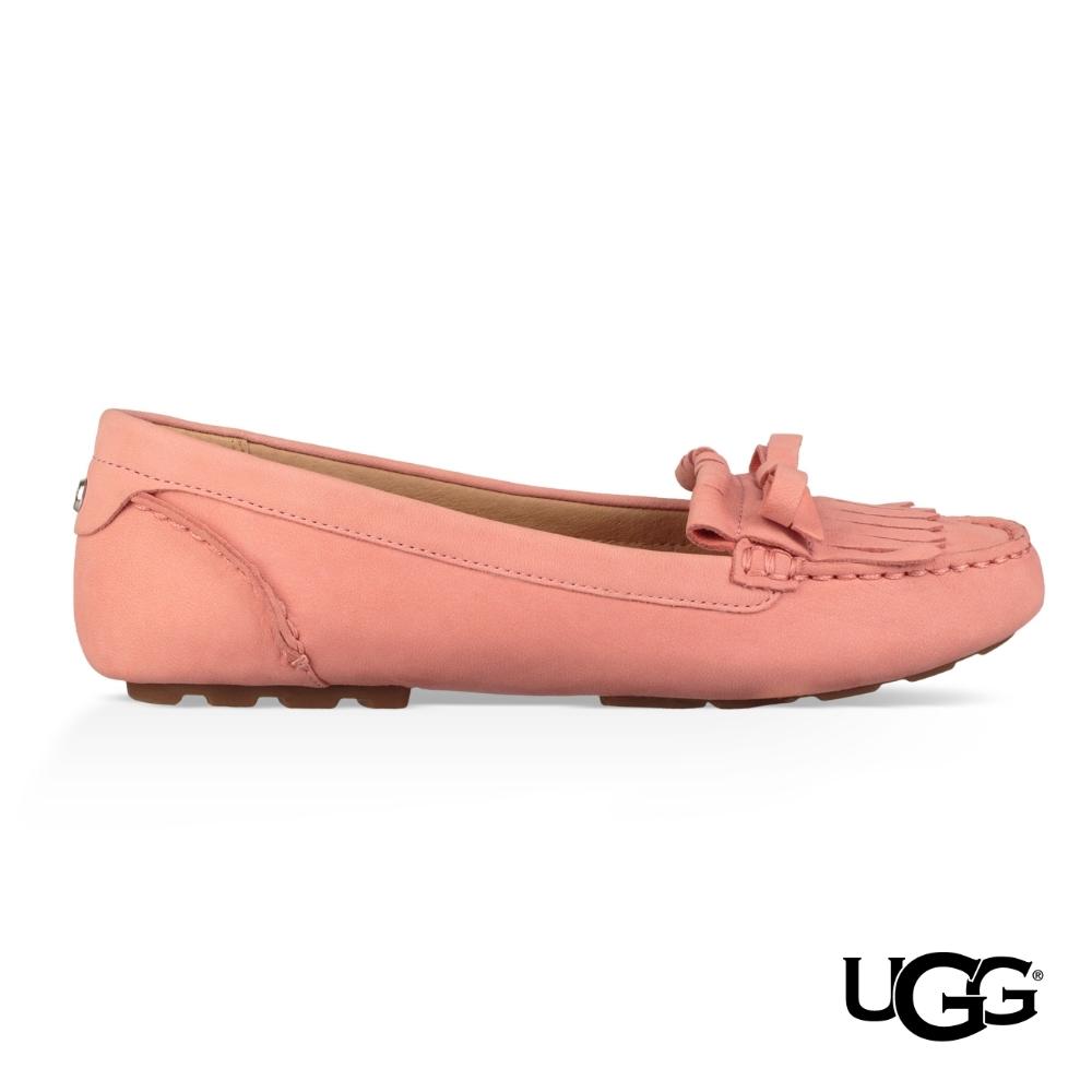 UGG女士 Whitley Driver 流蘇樂福平底鞋