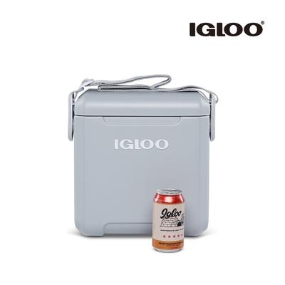 【IGLOO】TAG-ALONG TOO 系列二日鮮 11QT 冰桶 32651 灰色