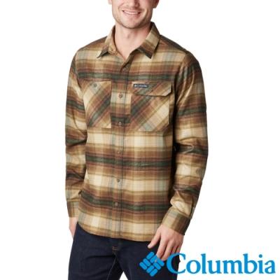 Columbia 哥倫比亞 男款- Omni Shade 防曬 50快排長袖格紋襯衫-3色 UAE02130