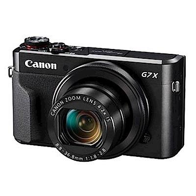 另贈電池+64G+腳架) Canon G7X Mark II 公司貨