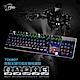 TCSTAR-青軸全鍵可插拔機械鍵盤-TCK807