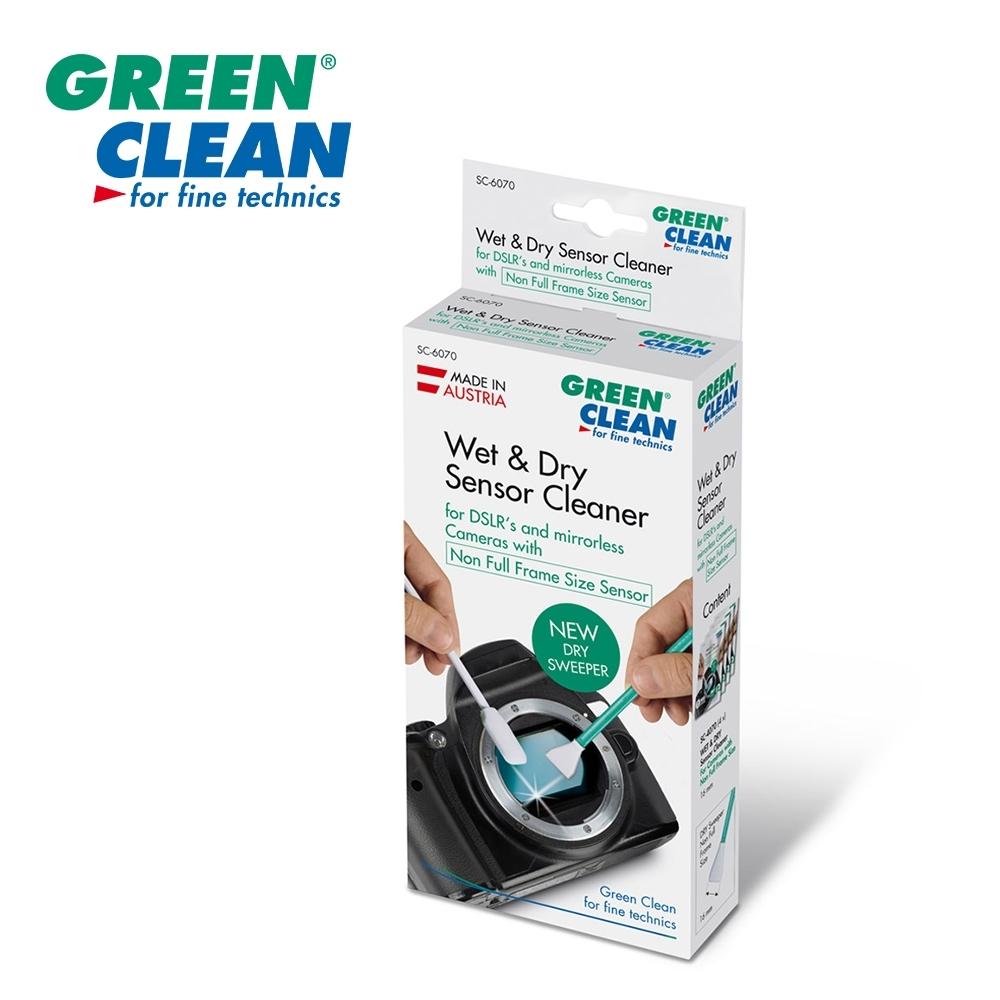 GREEN CLEAN WET DRY Sensor Cleaner 乾濕清潔棒4入 SC-6070