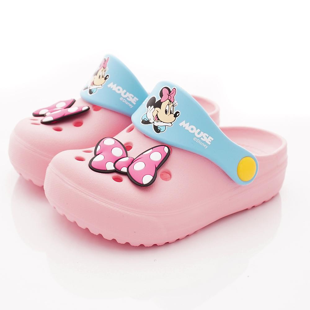 迪士尼童鞋 米妮護趾涼鞋款 ON19348粉(中小童段)
