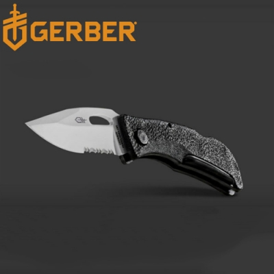 Gerber 鋸齒形口袋折刀-06551