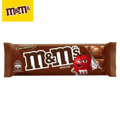 M&M'S 精選片裝巧克力 牛奶口味46g