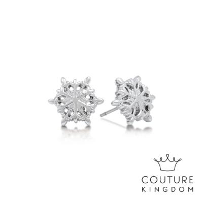 Disney Jewellery by Couture Kingdom 迪士尼冰雪奇緣2 雪花耳釘