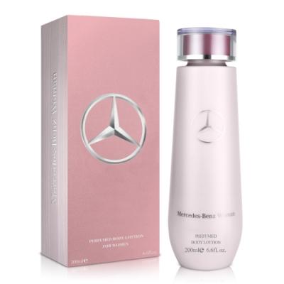 Mercedes Benz 賓士 爵色佳人女性身體乳200ml