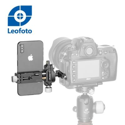 Leofoto 徠圖 多功能手機夾套組 DC-12+MBC-18+PC-90II