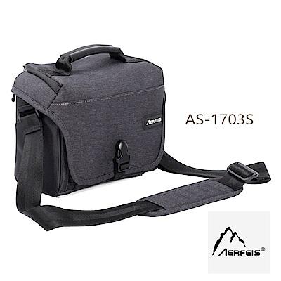 Aerfeis 阿爾飛斯 AS-1703S 都市系列相機側背包