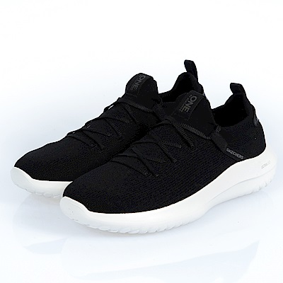 SKECHERS(男)健走系列DOWNTOWN ULTRA-18548BKW
