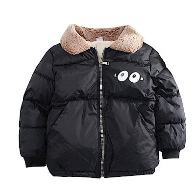 LOOK厚鋪棉夾克外套 k60813 魔法Baby