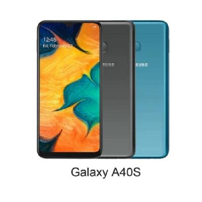 Samsung Galaxy A40s 6G/64G 大電量三鏡頭手機 (認證福利品)
