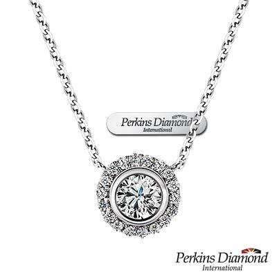 PERKINS 伯金仕 - Anne系列 0.30克拉鑽石項鍊