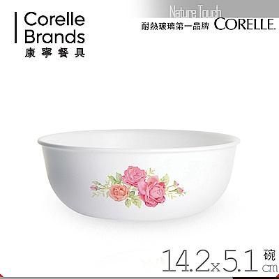 美國康寧 CORELLE 薔薇之戀韓式湯碗 473ml