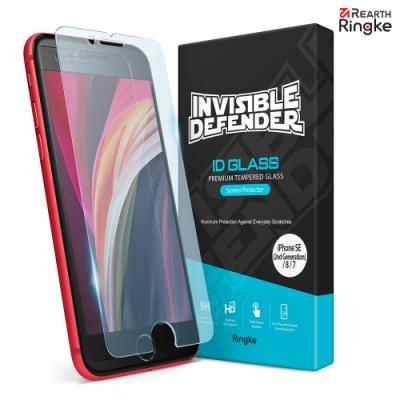 【Ringke】Rearth iPhone SE 2020 (SE2) / iPhone 8 [ID Glass] 強化玻璃螢幕保護貼 - 二片裝