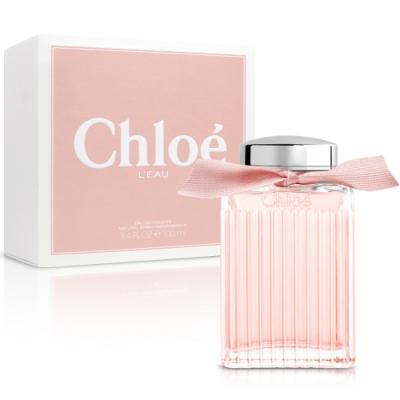 Chloe 粉漾玫瑰女性淡香水100ml-送品牌小香