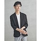 CACO-針織西裝外套(兩色)-男【SPA088】