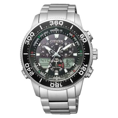 CITIZEN 星辰PROMASTER注目潮流光動能手錶(JR4060-88E)