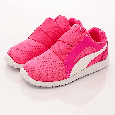 PUMA童鞋 超輕慢跑款 362603-03桃(小童段)-0-14.5