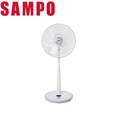 SAMPO聲寶 16吋 7段速微電腦遙控DC直流電風扇 SK-FD16DR