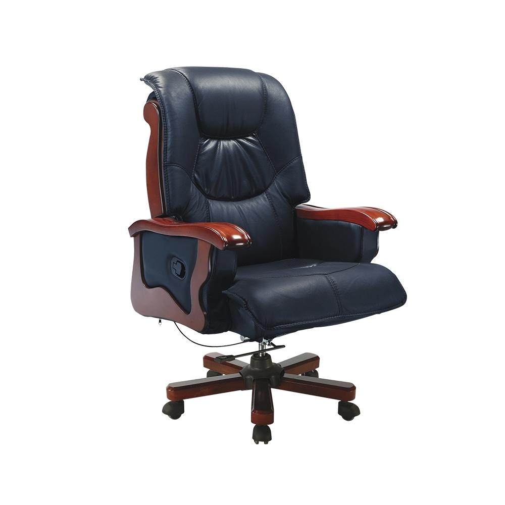 柏蒂家居-路易斯主管椅/辦公椅-75x54x125~131cm