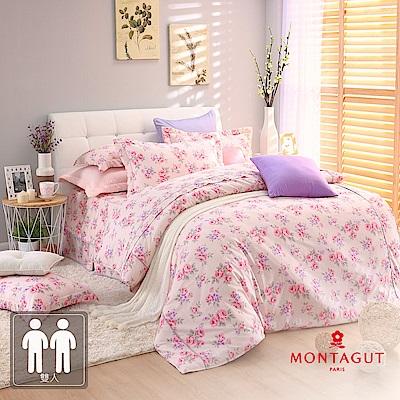 MONTAGUT-鄉村歌謠-精梳棉-雙人七件式鋪棉床罩組
