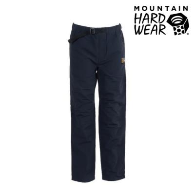 【美國 Mountain Hardwear】MHW Camp 4 Pant 日系款防潑水快乾長褲 男款 黑色 #OE1483