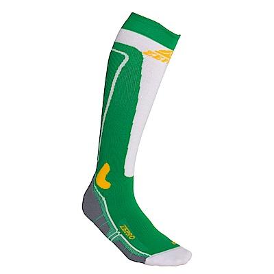 【ZEPRO】男女運動壓力襪-綠白