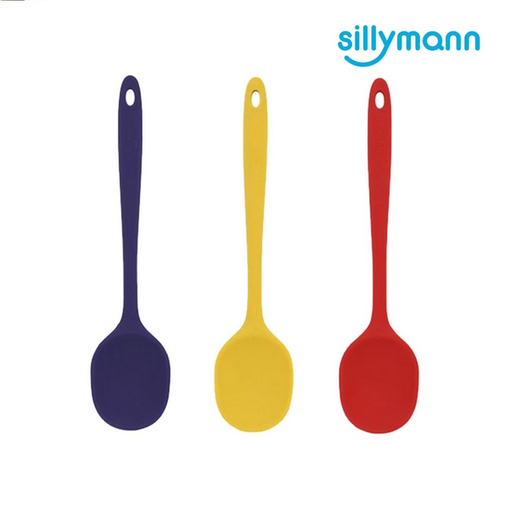 【韓國sillymann】 100%鉑金矽膠精品一體成型拌炒勺