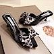 KEITH-WILL時尚鞋館 流行穿搭不敗經典個性穆勒鞋-黑色 product thumbnail 2