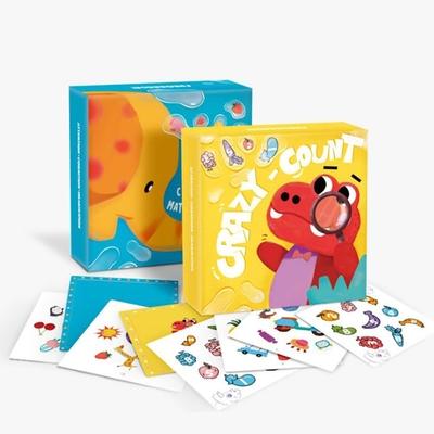 Reddot紅點生活 瘋狂對對碰益智遊戲卡