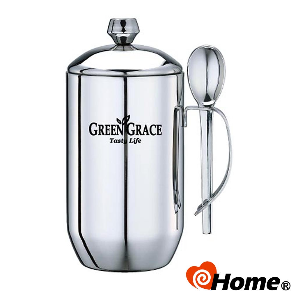 i-home 不鏽鋼保溫杯 雙層中空隔熱(420ml)