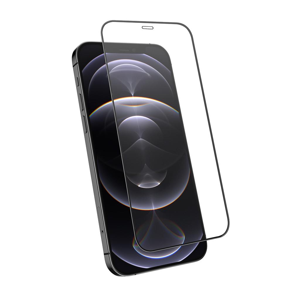 JTLEGEND iPhone 12/ mini/ Pro/ Pro Max_9H鋼化玻璃保護貼 (iPhone 12 mini)
