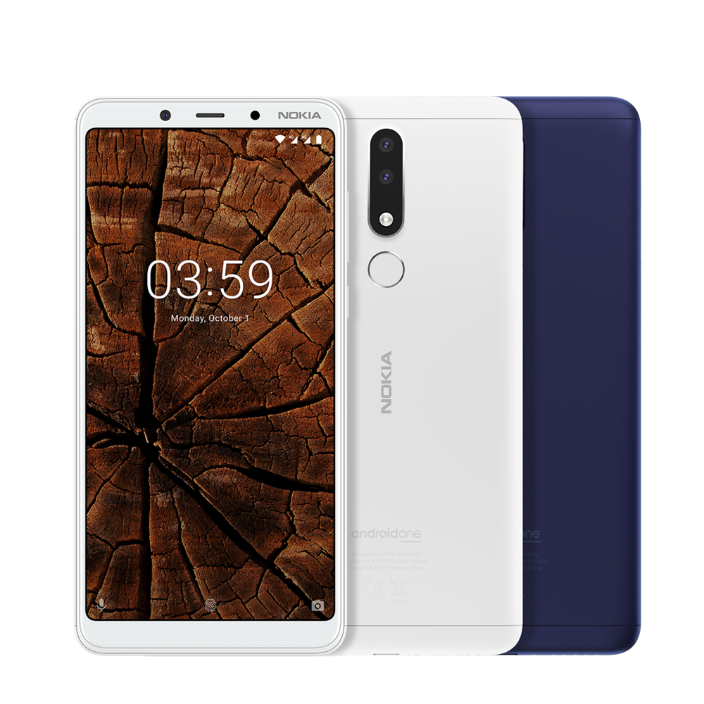 NOKIA 3.1 Plus (3G/32G) 6吋智慧手機