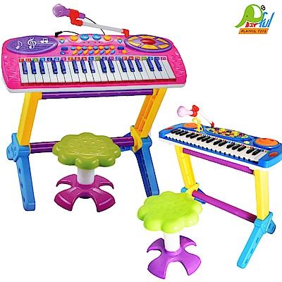 Playful Toys 頑玩具 37鍵電子琴+麥克風