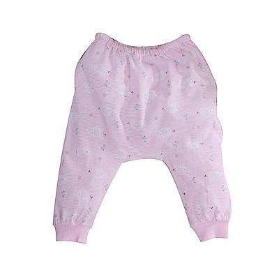 印花純棉薄款初生嬰兒褲 a70241 魔法Baby