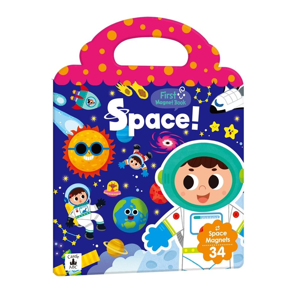 【双美】First Magnet Book – Space