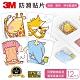 3M 防滑貼片-可愛動物(12片入)-圖案隨機出貨 product thumbnail 1