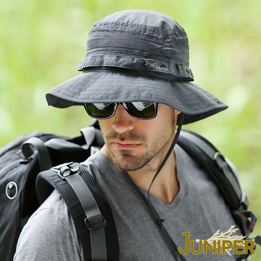 JUNIPER 抗紫外線防UV透氣超大頭圍尺寸遮陽高頂漁夫帽 product image 1