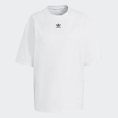 adidas ADICOLOR 短袖上衣 女 H45578