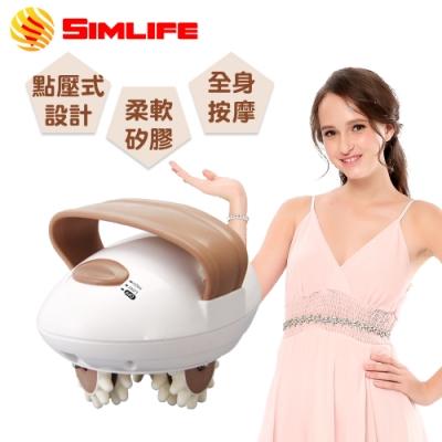 【SimLife】S曲線旋轉輪按摩美體機(全新福利品)