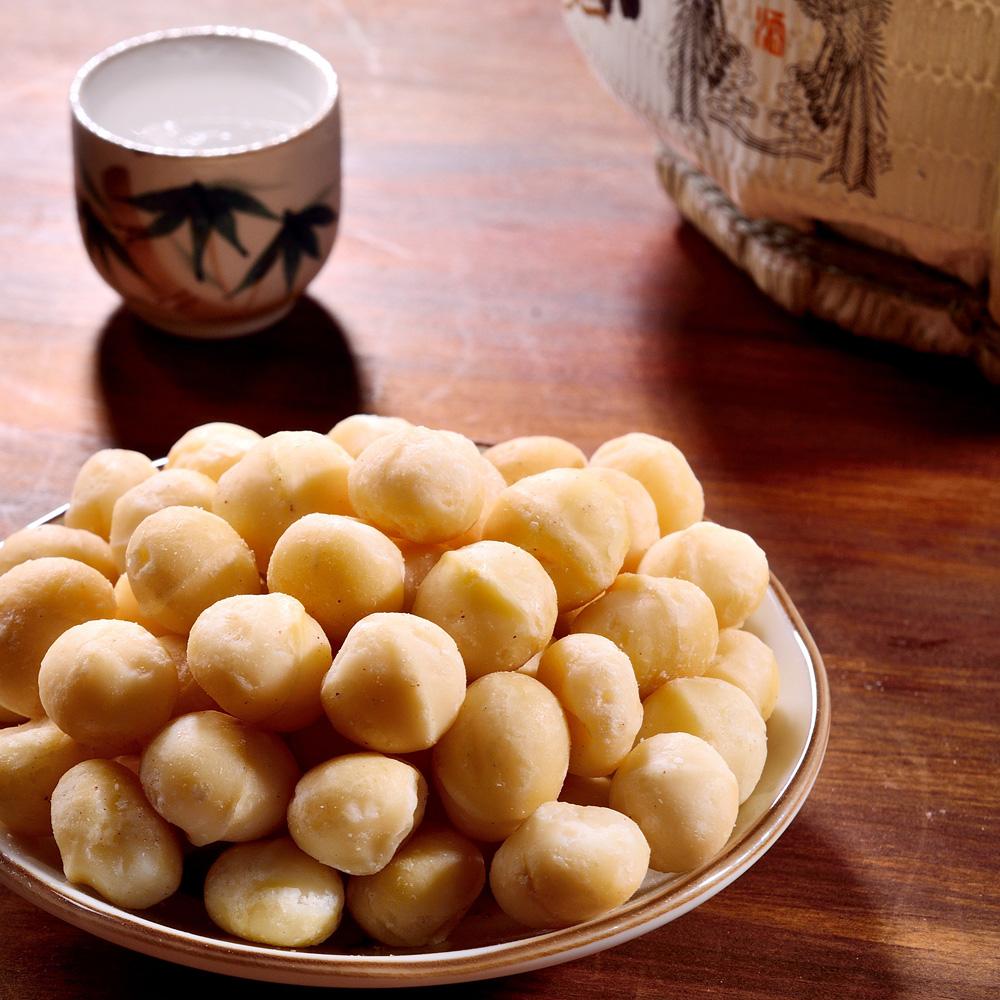 每日優果 烘焙鹽焗夏威夷豆(220g)